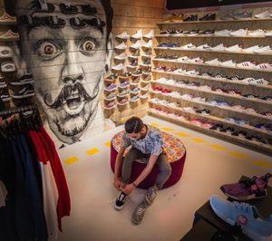 Las sneakers de 'Dooers' dan el salto a Madrid con su