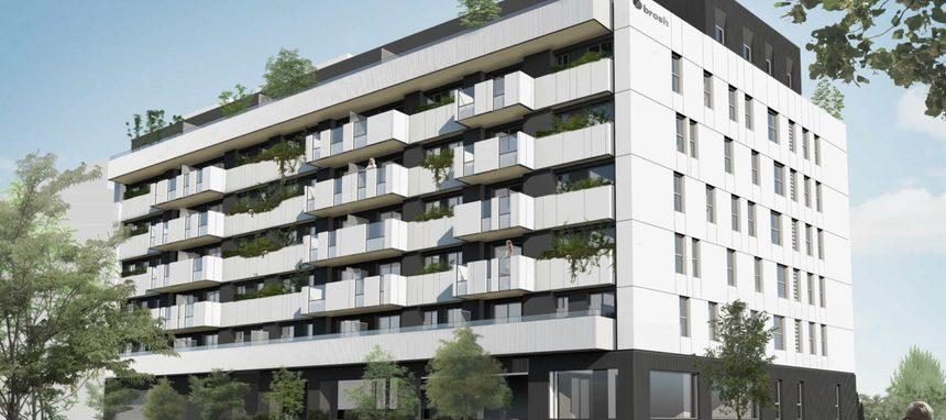 Brosh desarrolla más de 400 viviendas en Madrid hasta 2021