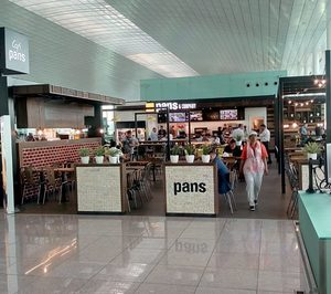 La división travel de Eat Out abre su tercer Pans & Company en El Prat