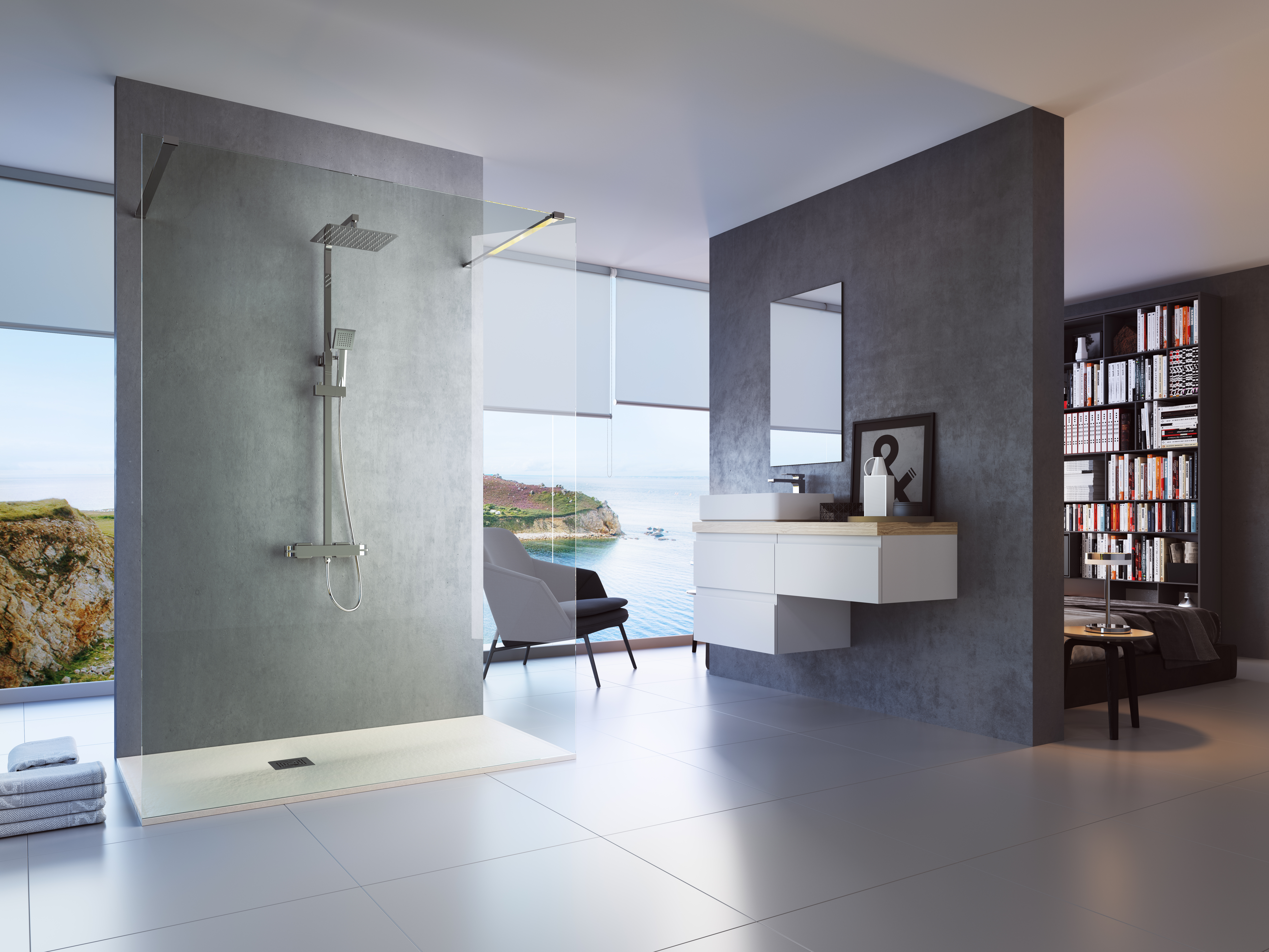 Teka presenta sus novedades en baño con su marca Strohm