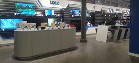 Groupe LDLC crece un 7,5% en ventas aunque finaliza el año con pérdidas