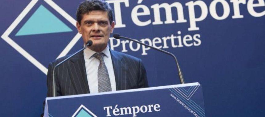 Sareb vende el 75% de Témpore a TPG Real Estate por 247 M€