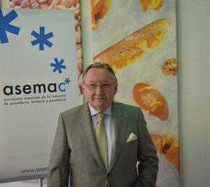 """Felipe Ruano (ASEMAC): """"No tenía sentido promocionar el consumo de panes con más fibra y después gravarlos con un IVA más elevado"""""""