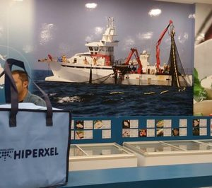 Hiperxel empieza a operar con Lola Market en cuatro códigos postales del centro de A Coruña