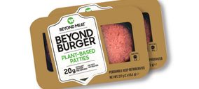 Vall Companys lleva Beyond Burger al súper de la mano de Sánchez Romero
