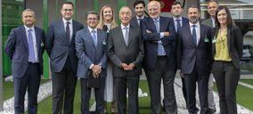Marcelo Rebelo de Sousa, Presidente de la República Portuguesa, visita el primer Mercadona del país