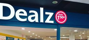 Dealz continúa su expansión en el mercado español