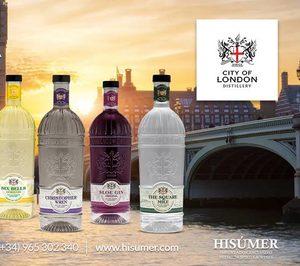 Central Hisúmer apuesta por el sabor y el color en la ginebra