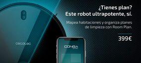 Cecotec presenta un nuevo concepto de robots aspiradores ultrapotentes