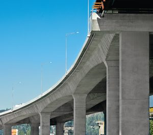 El consumo de cemento creció un 6,6% en mayo