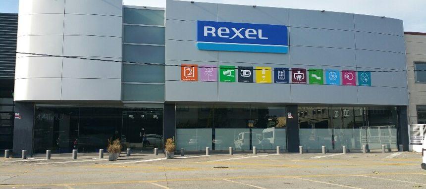Rexel inaugura su almacén en A Coruña