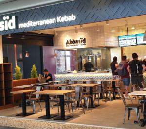 Abbasïd Mediterranean Kebab llega a Levante