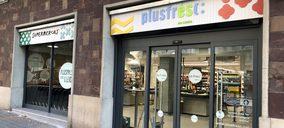 Plusfresc reabre la tienda adquirida a Caprabo en Barcelona