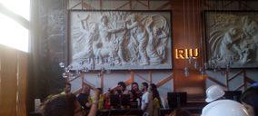 Riu presenta su emblemático Riu Plaza España