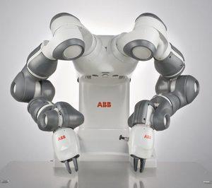ABB introduce los robots colaborativos en los laboratorios médicos