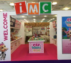 IMC Toys prevé alcanzar su histórico en ventas durante el ejercicio en curso