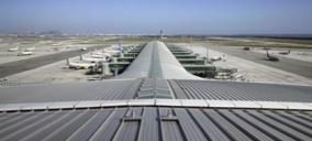 Geberit, en la terminal T1 de Barcelona-El Prat