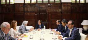 La patronal Uno Logística propone al alcalde un nuevo Madrid Central