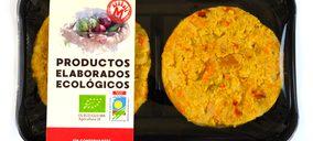 Dehesa El Milagro presenta sus hamburguesas vegetales bio en La Biosfera