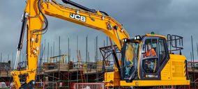 JCB presenta tres nuevas excavadoras