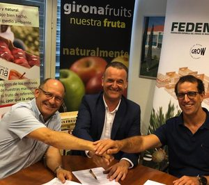 Poma de Girona se comercializará en envases 100% reciclables