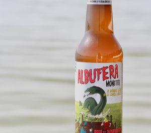 Vicente Gandía lanza la cerveza ecológica Albufera Monster