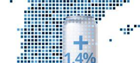 El consumo de latas de bebidas sigue creciendo en España