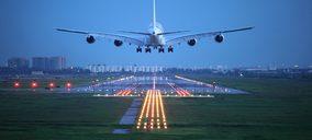 Primera caída en el tráfico de carga aérea