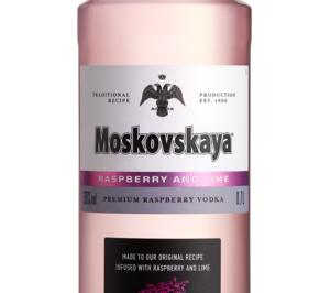 España acoge el lanzamiento mundial del vodka rosa Moskovskaya