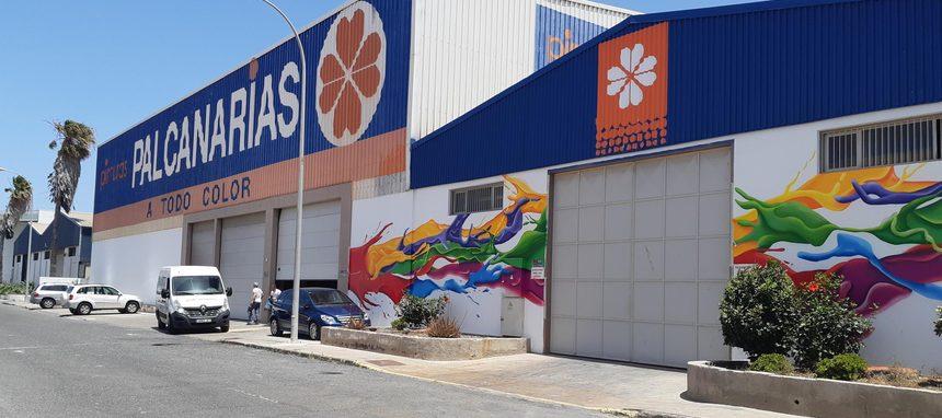 Palcanarias invierte en sus instalaciones