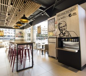 KFC pone en marcha dos nuevos restaurantes franquiciados por AmRest