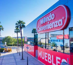 Mondo Convenienza gestiona su entrada en San Sebastián de los Reyes y Badalona