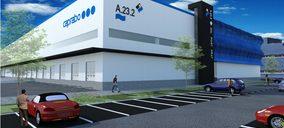Caprabo comienza las obras de su nueva plataforma logística en ZAL Port