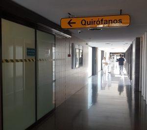 Se inicia la reforma del bloque quirúrgico del Hospital Ernest Lluch