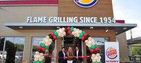 Burger King suma una docena de restaurantes en junio y julio