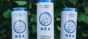 Un nuevo operador lanza agua mineral natural en lata