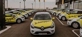 Schweppes Suntory avanza en movilidad y envases sostenibles