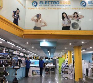 Miró estrena en Igualada su nueva enseña ElectroKing