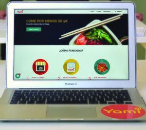 La aplicación para restaurantes Yami llega a Barcelona