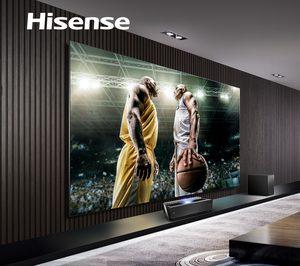 Hisense ofrece una completa programación deportiva gracias al acuerdo entre DAZN y Discovery