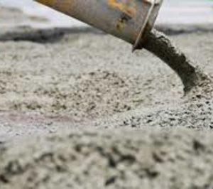 La producción de hormigón aumentó casi un 16% en el primer trimestre