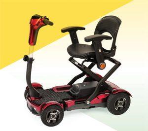 Apex Medical presenta su nueva scooter plegable