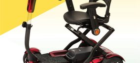 Apex Medical presenta su nueva scooter plegable