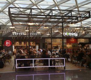 La división travel de Eat Out abre un food market en El Prat