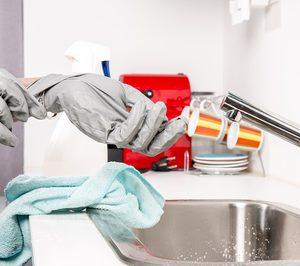 ¿Cómo evoluciona la Mdd en el mercado de limpiadores en España?