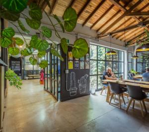 Llega a España un nuevo concepto de hoteles con coworking