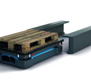 Mobile Industrial Robots incorpora el alquiler como modalidad de uso de sus robots logísticos