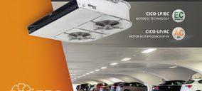 Sodeca lanza nueva serie de ventiladores centrífugos