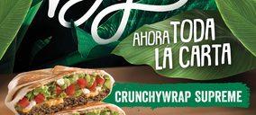 Casual Brands Group amplía su acuerdo de masterfranquicia con Taco Bell