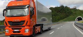 El sector transporte mantiene su fuerte avance según el INE